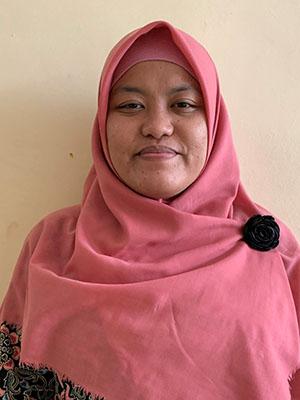 Fitria Nur Cahyani, S. Pd.