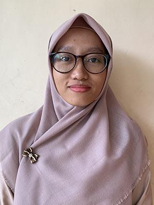 Laela Nur Aini, S. Si.